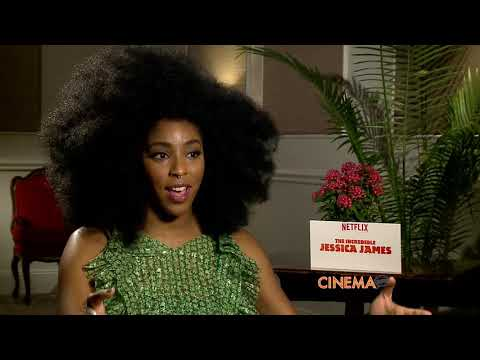 """Jessica Williams discusses her role as Jessica James in """"The Incredible Jessica James"""""""