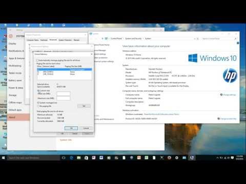 How to Get More RAM on Windows 10 Free (Virtual RAM)