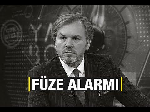 Ergün Diler : Füze alarmı