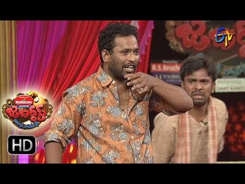 Kiraak RP Performance   Jabardsth - 20th April  2017    ETV Telugu
