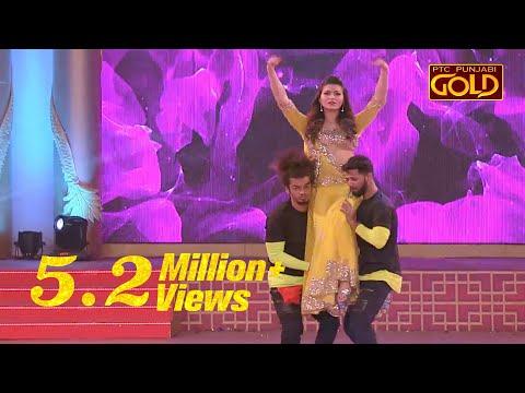 Urvashi Rautela | LIVE Performance | PTC Punjabi Film Awards 2017 | Biggest Celebration