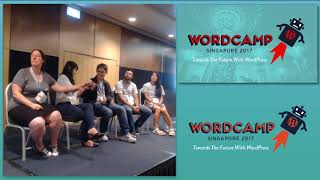 AMA: The Future of WordPress - WordCampSG 2017