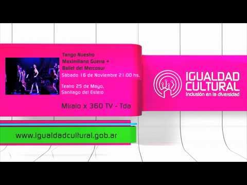 Igualdad Cultural te ofrece un nutrido calendario de eventos