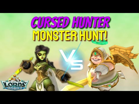 Is Cursed Hunter Good At Monster Hunt? - Lords Mobile
