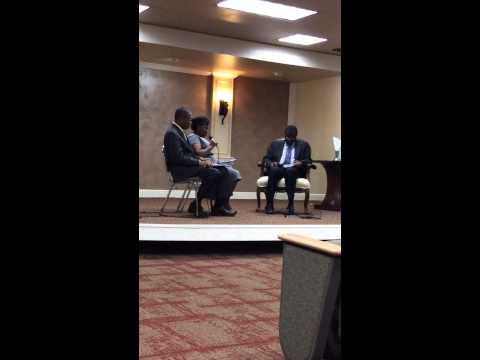 Burgher interview