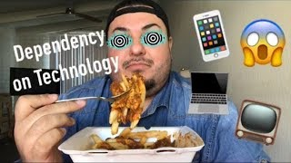 Chili Cheese Fries | SHOUTOUTS | Dependency on Technology