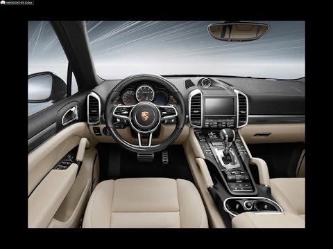 porsche cayenne turbo s 2015 interior y exterior