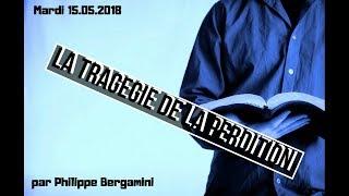 la tragédie de la perdition par philippe bergamini 15052018