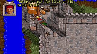 ULTIMA VII: The Black Gate (PC/DOS) Gameplay, 1992, ORIGIN Systems