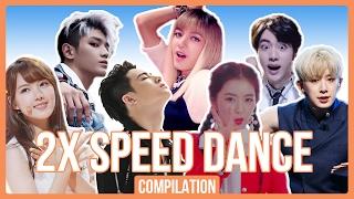 vuclip KPOP 2X SPEED DANCE COMPILATION (Part. 1) | BTS, KARD, NCT 127, Red Velvet, BLACKPINK, and more