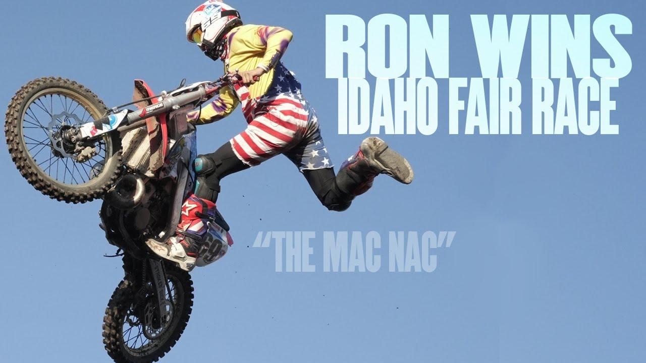 Ron Wins Idaho Fair Race