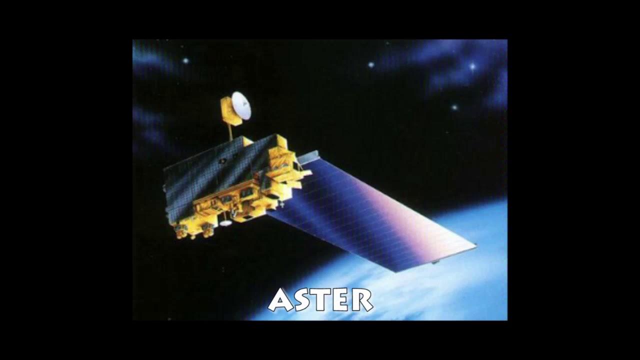 Remote Sensing for Mineral Exploration (Landsat - Aster - WorldView 3)