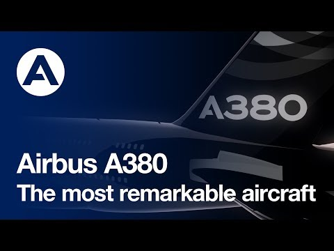 The most remarkable aircraft: Airbus' A380