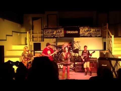 Camp Jam Dallas 2013 Alex Naismith