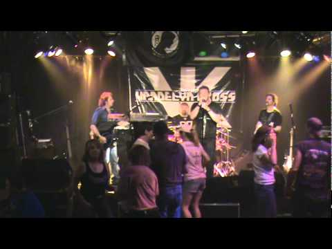 Vandelyn Kross covering When It's Love a Music Tribute to Van Halen