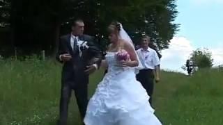 Самая лучшая свадьба! Мужики будьте внимательны в выборе!)