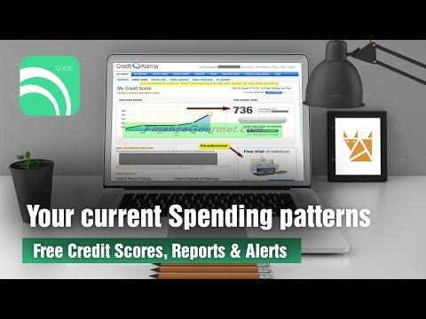 (Web) Credit Karma - Your current spending patterns
