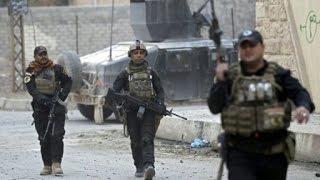 العراق: قصف على غرب الموصل مع تصعيد العراق معركته ضد تنظيم