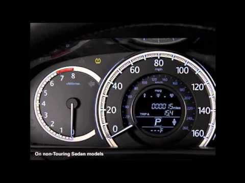 Honda Tire Pressure Monitoring System Tpms Youtube