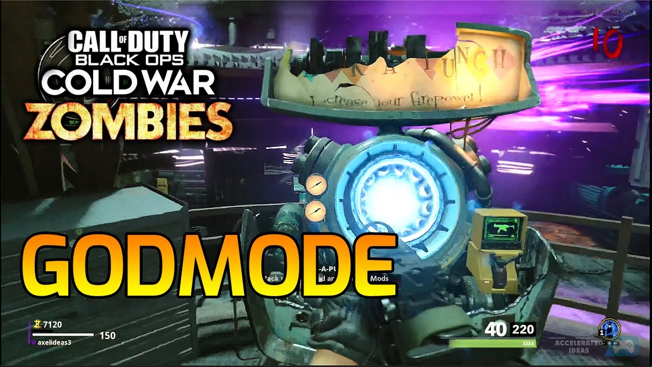 Cold War Zombies: Easy GLITCH for Unlimited Godmode Guide - Die Maschine