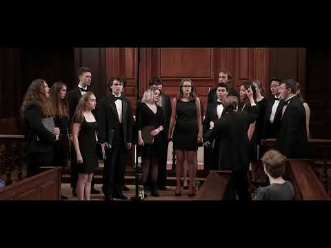 If Ye Love Me (Thomas Tallis) - Christopher Wren Singers - April 2017