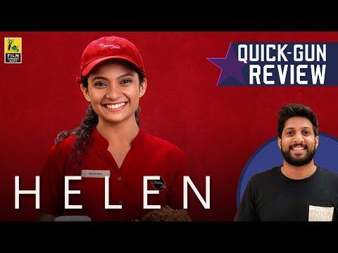 Helen Movie Review By Vishal Menon | Anna Ben | Lal | Aju Varghese | Mathukutty Xavier