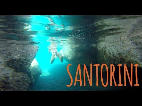 GoPro Hero 4   Santorini
