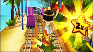 Wordy Weekend: Name Hunting with Jasmine - Subway Surfers: Miami