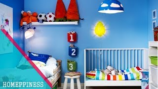 MUST WATCH !!! 35 Awesome Kid Bedroom Lighting Ideas - HOMEPPINESS