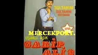 Uşak'lı Aşık Garip Ali - Sultanim - Full Albüm  1981