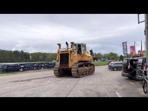 Used heavy machinery Liebherr PR764 Bulldozer