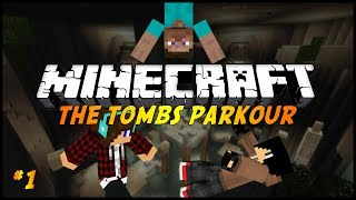 Minecraft: The Tombs Parkour Nr. 1 - latviski