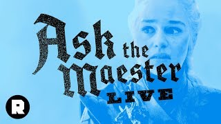 Ask the maester the ringer