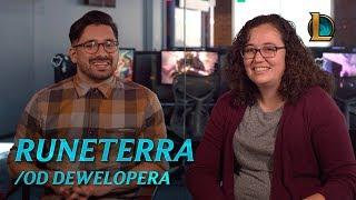 Odkrywanie Runeterry | /od dewelopera — League of Legends