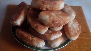 Пирожки с картошкой  -  с пылу с жару