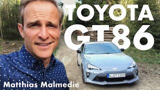 Ist der Toyota GT 86 das perfekte Drift-Auto zum Lernen? |Matthias Malmedie