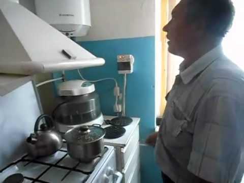 видео: Отказался от отопления и горячей воды.