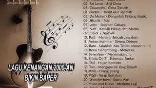 Lagu Pop Kenangan 2000an Bikin Baper