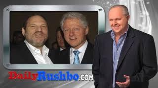 HILARIOUS  RUSH  Bill Clinton s Statement On The Rehabilitation Of Harvey Weinstein