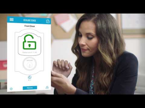 Schlage Announces Android™ Phone Compatibility and New Companion Wi-Fi Adapter for Schlage Sense™ Smart Deadbolt