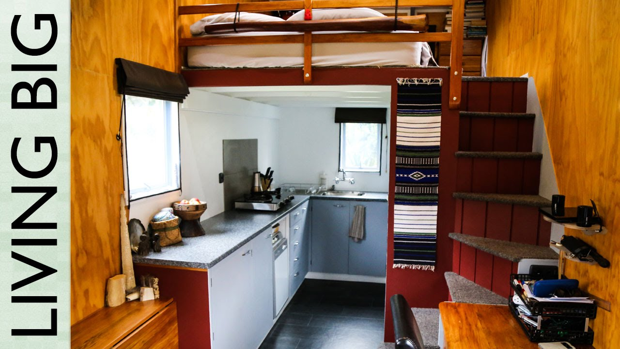 Tiny Home Designs: Two Years In A Modern, Off-Grid Tiny House