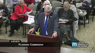 04/25/2019 Planning Commission Meeting