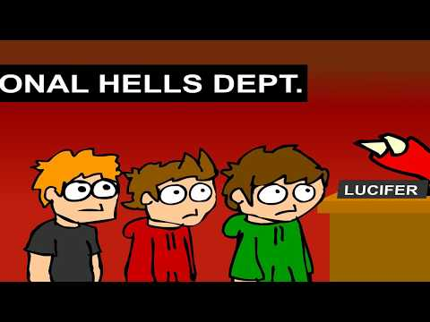 "Rare Never Released Eddsworld ""Hello Hellhole"" Alternate Scene (Audio warning again sorry)"