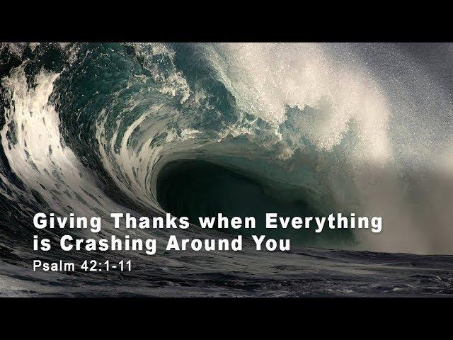 November 19, 2017   10:55 AM   Pastor Cliff Marion