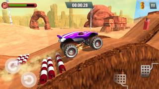 4x4 Racing 2018 : Uphill Offroad Driving Simulator - Gameplay Android game