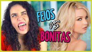 HOMENS FEIOS VS MULHERES BONITAS - e vice-versa! Beleza vale tanto assim?