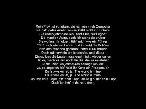 Ufo361 - Scheiß auf eure Party | Lyrics by |MusicLyrics|