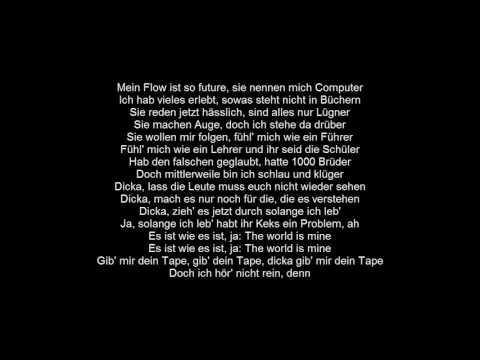 Ufo361 - Scheiß auf eure Party | Lyrics by |MusicLyrics|