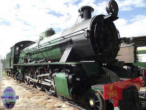 Rail Heritage Museum - Western Australia