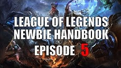 Ep. 5 League of Legends Beginner Guide - Items, Shop and Stats